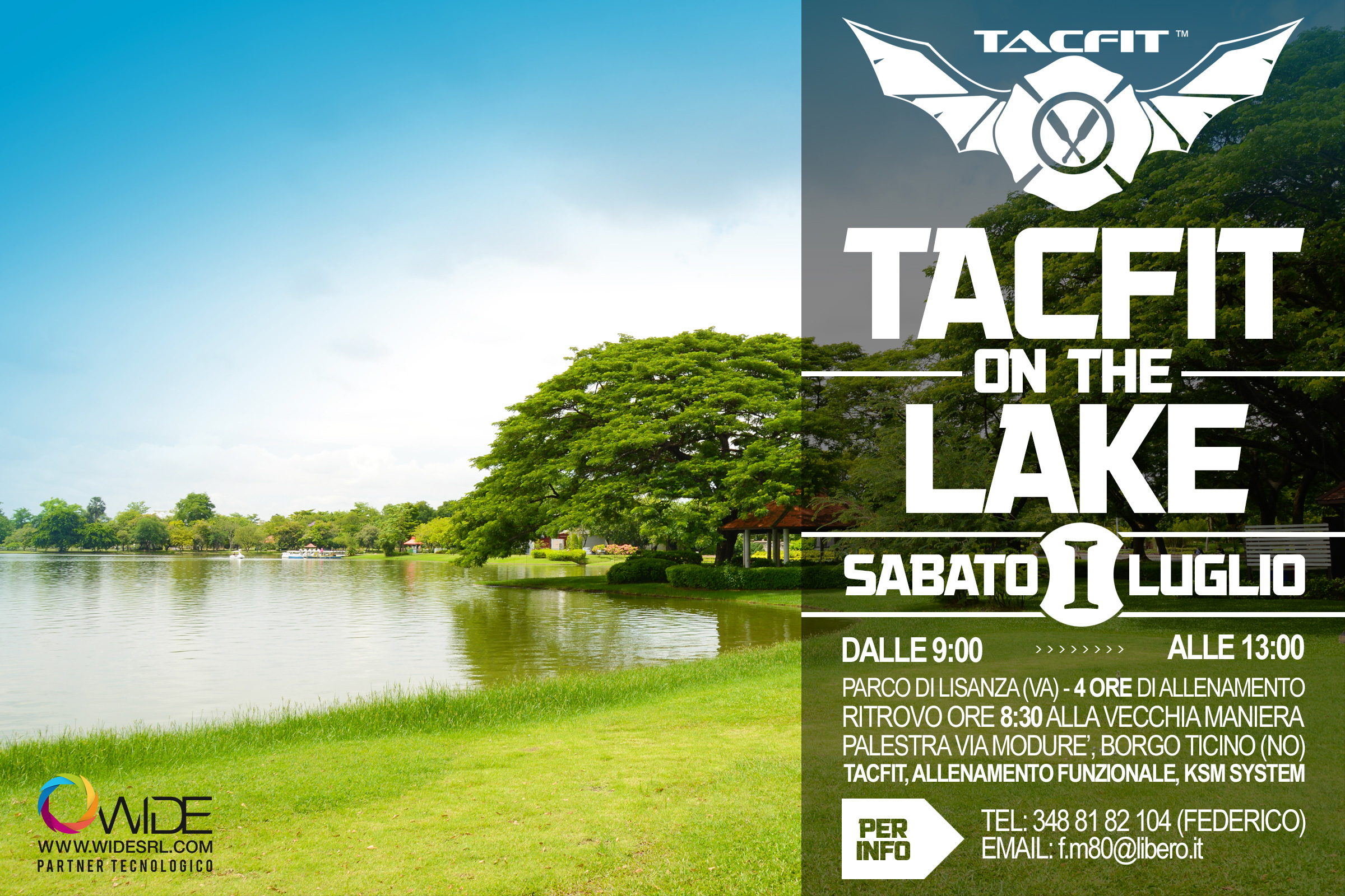 TacFit_On_The_Lake